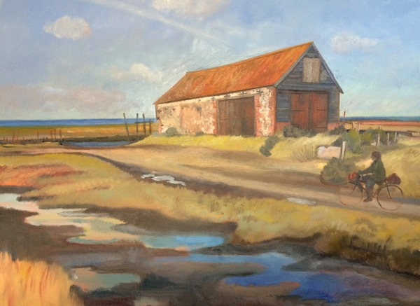 Coal Barn Thornham No3